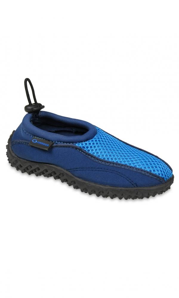 Aqua shoe children n.blue/blue