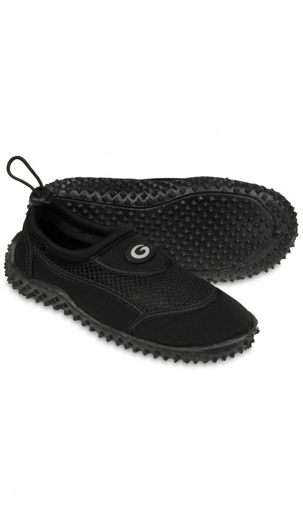 Aqua shoe women black