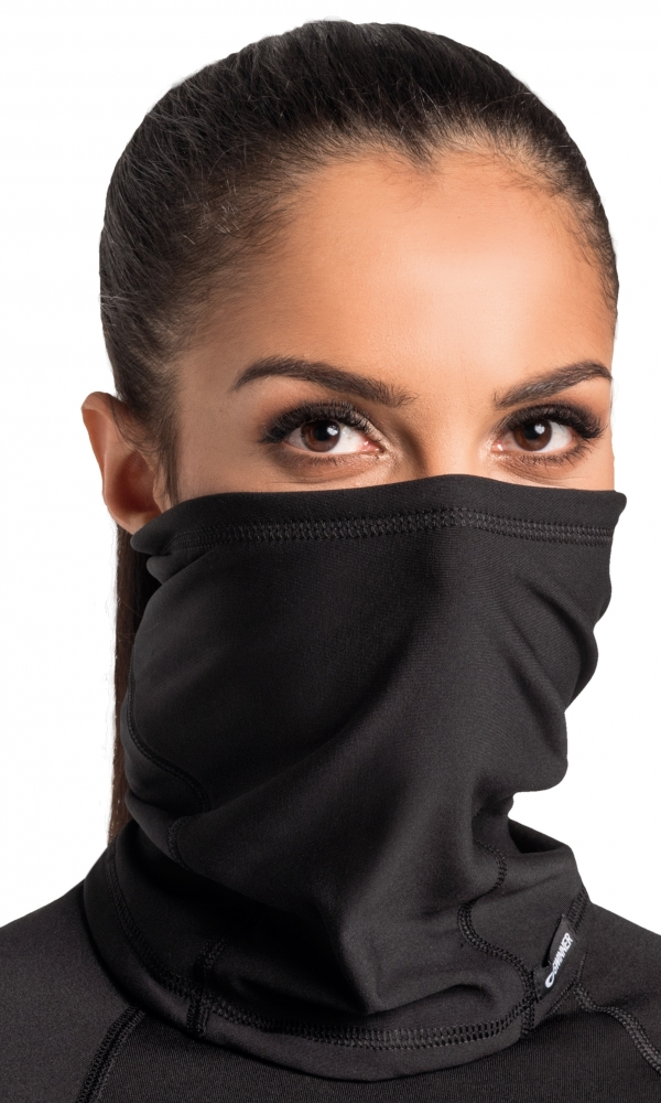 BALACLAVA 2 IN 1 THERMOline black