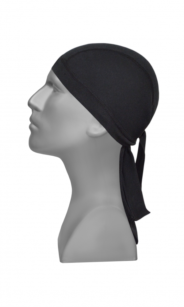 BANDANA Moisture Management black