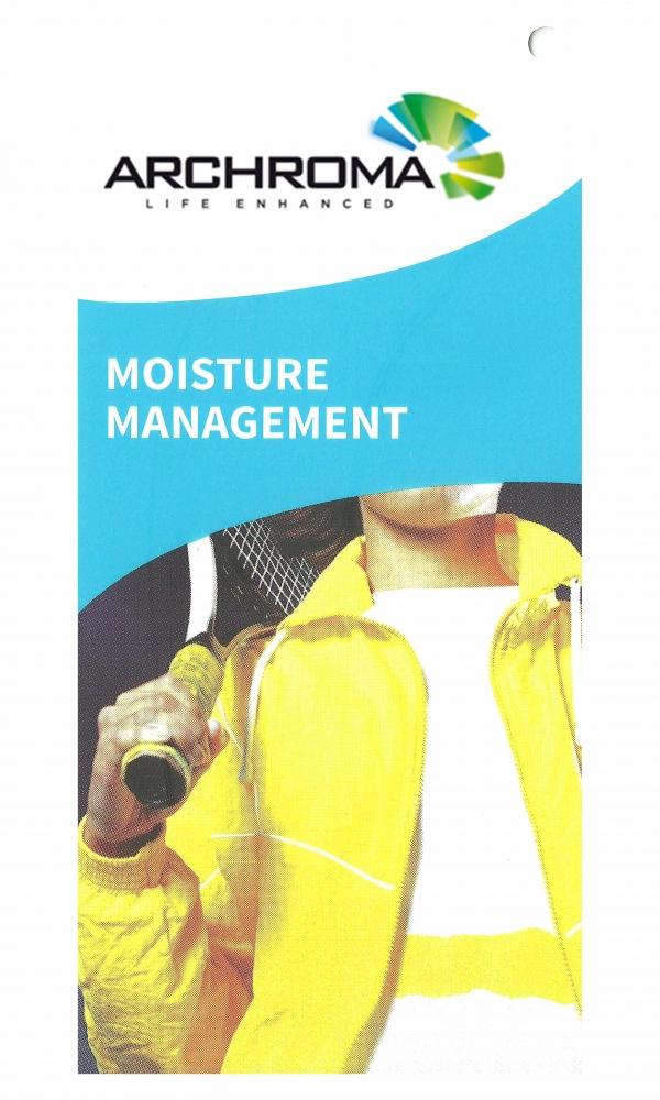 BANDANA Moisture Management bright green