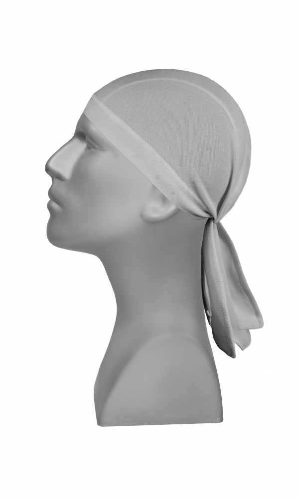 BANDANA Moisture Management grey