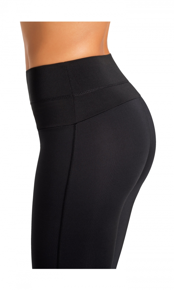 Belly Control Leggings CLIMAline+ black