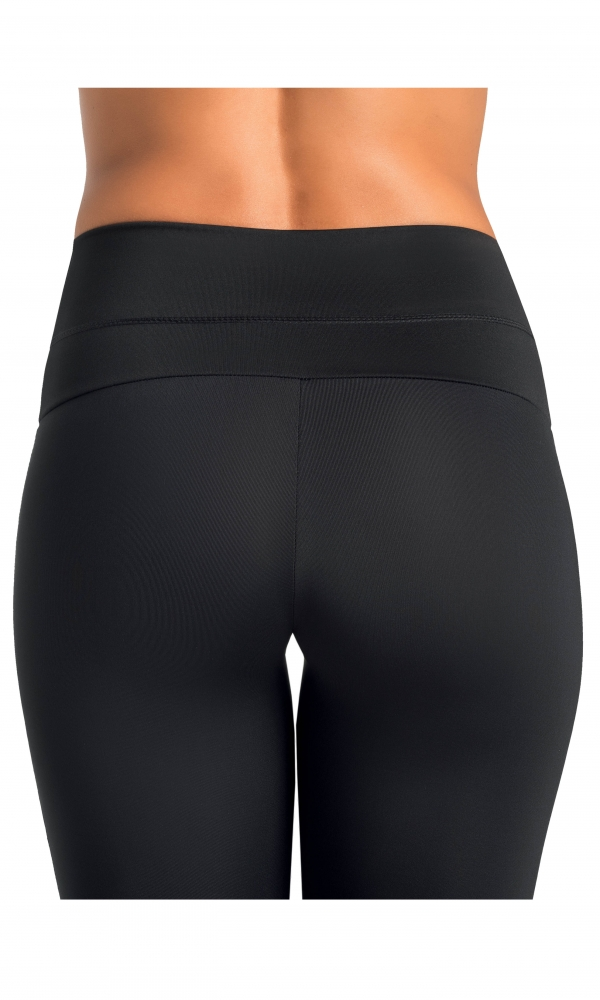 BELLY CONTROL PANTS Climaline + black