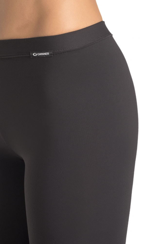 GABI cotton elastane black