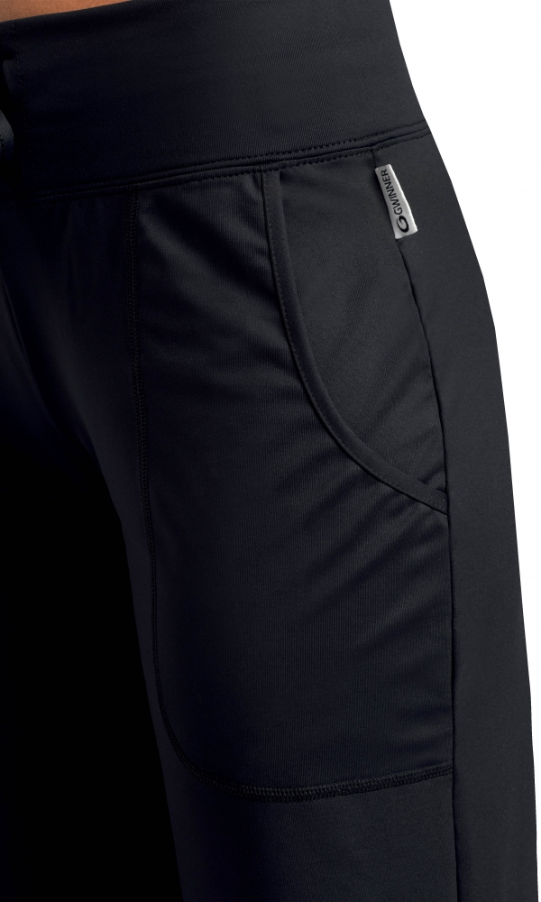 Loose Sport Pants I Nair black