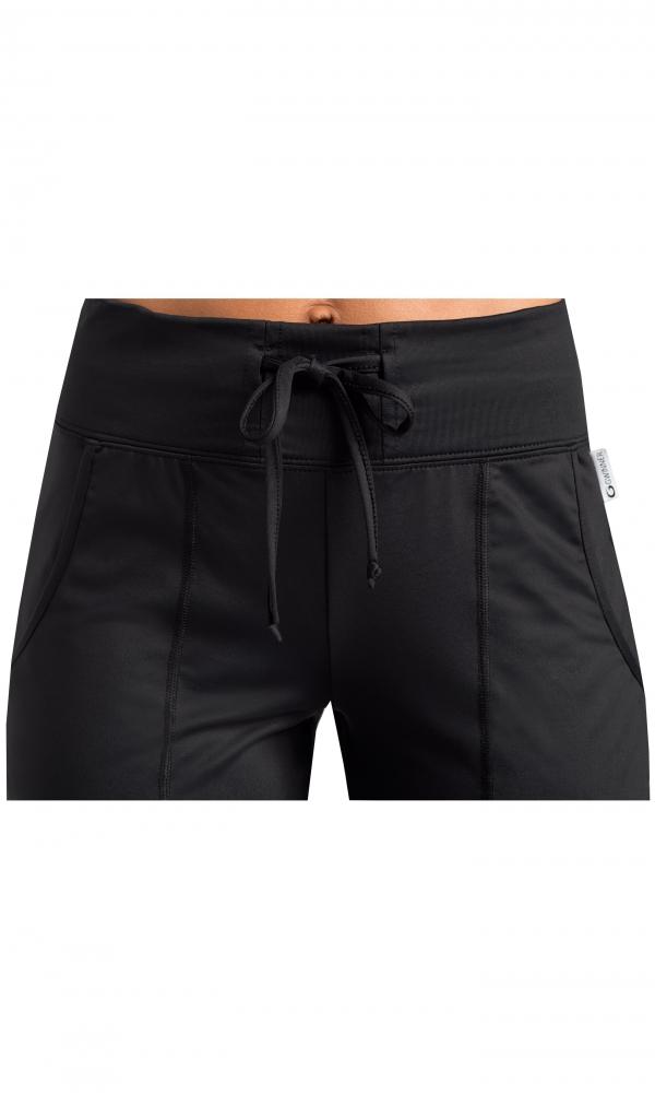Loose Sport Capri I Nair black