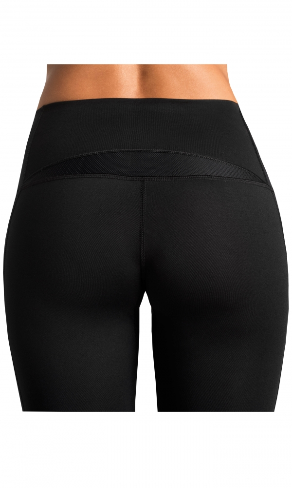 SHAPE & SLIM PANTS CLIMAline black