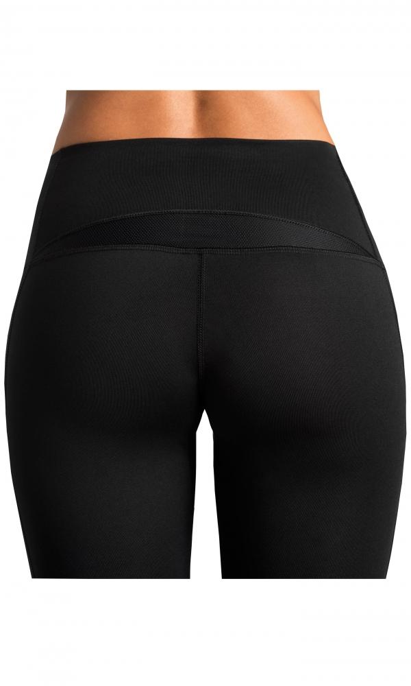 SHAPE & SLIM PANTS CLIMAline black