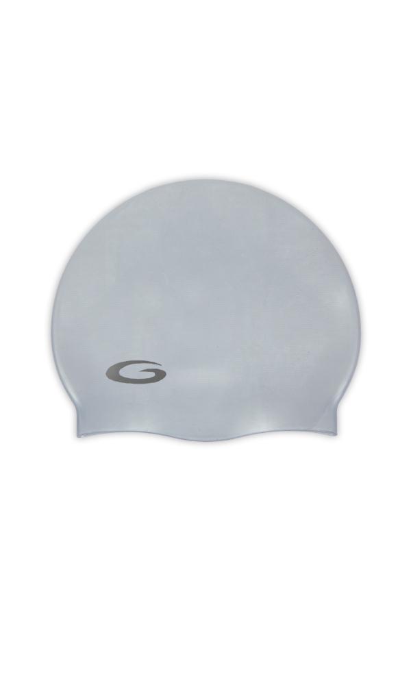 SILICONE SOLID CAP silver