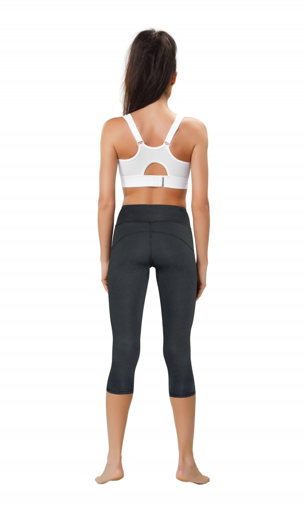 SLIMMING CAPRI WITH MESH PANELS Model 2 CLIMAline