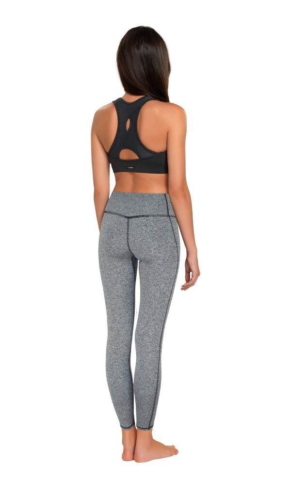 SLIMMING LEGGINGS II CLIMAline melange